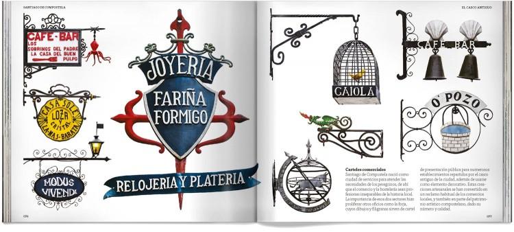 Santiago De Compostela Libro Foto Español Dosde Publishing