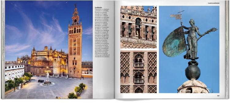 Sevilla Libro Fotografico Español Edicion Foto Dosde Publishing