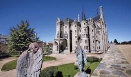 Palacio Episcopal de Astorga, una majestuosa obra de Gaudí