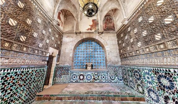 Capilla De San Bartolome Cordoba Dosde Publishing Libro Azulejos Andaluces