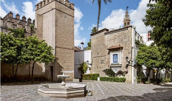 Barrio Santa Cruz Sevilla Libro Dosde Publishing
