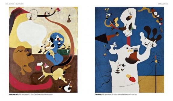Cuadros Joan Miro Surrealismo Las Obras De Su Vida Arte Dosde Publishing