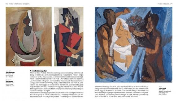 Cubismo Picasso Cuadros Dosde Publishing