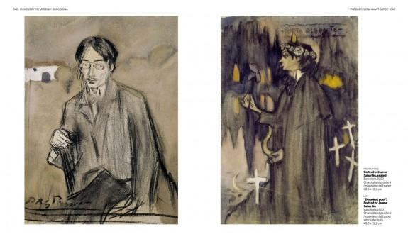 Retratos Pablo Picasso Cuadros Dosde Publishing