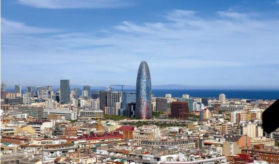 Torre Agbar Barcelona Dosde Publishing