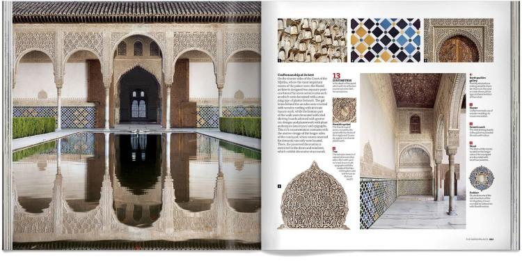 Alhambra Of Granada English Book Deluxe Edition Dosde Publishing