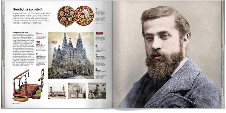 Casa Batllo Gaudi Barcelona English Book Deluxe Edition Dosde Publishing