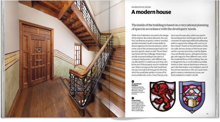 Casa Botines Leon Gaudí Libro