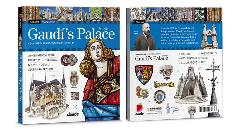 Cover Gaudi Palace Astorga English Book Dosde Publishing