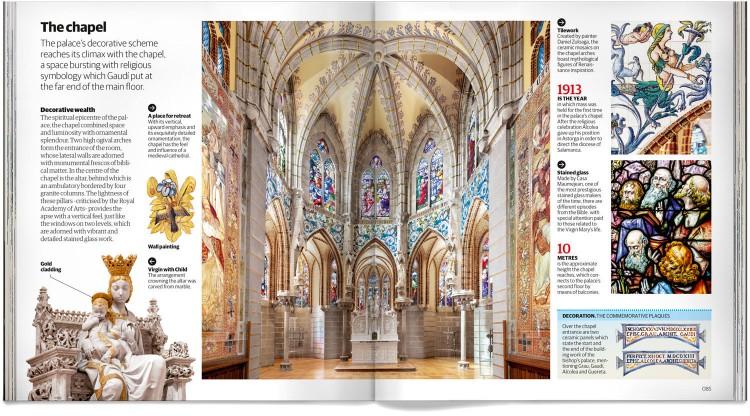 Gaudi Palace Astorga English Book Dosde Publishing