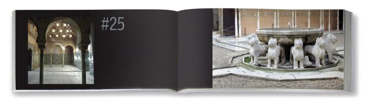 Interior Flipbook Alhambra De Granada Patio Leones Dosde Publishing