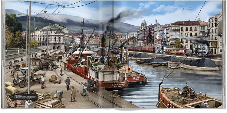 Museum Guggenheim Bilbao English Book Deluxe Edition Dosde Publishing