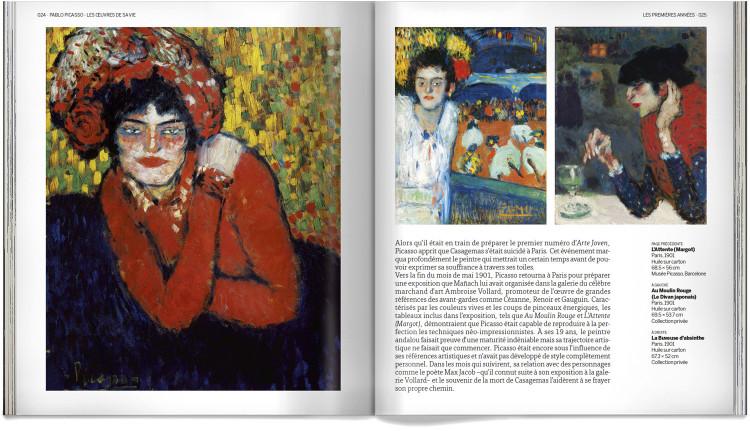 Pablo Picasso Les Oeuvres De Sa Vie Arte Dosde