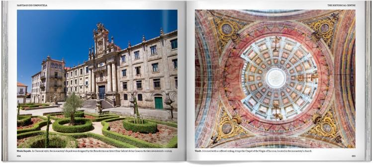 Santiago De Compostela Book Photo English Dosde Publishing