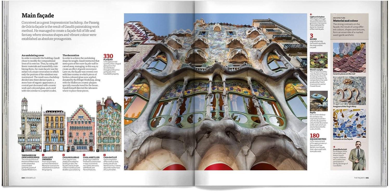 casa batlló book gaudí s most creative building