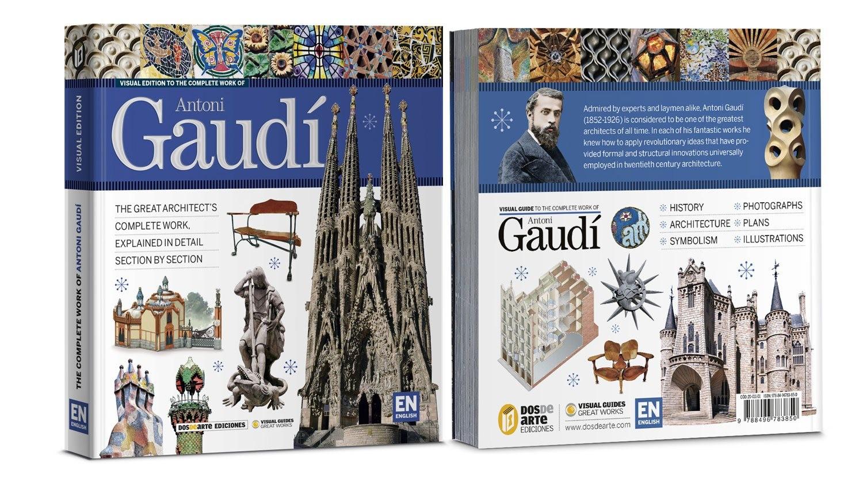 THE ART OF GAUDI (THE LEGEND OF GAUDI Book 2)