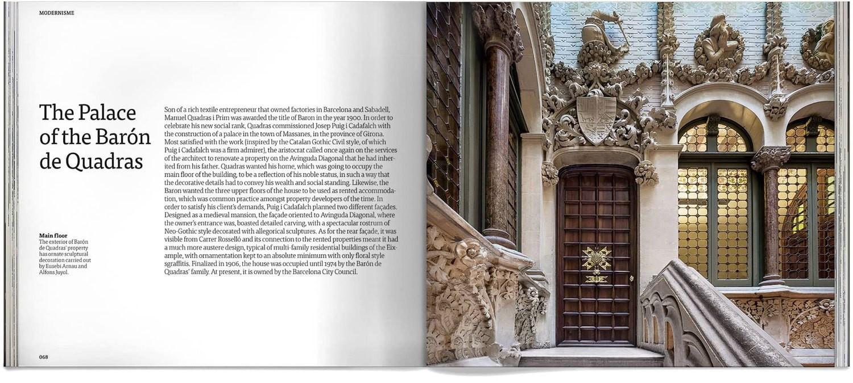 Photo book: Modernisme, a unique artistic movement