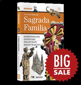 Expiatory temple of la Sagrada Familia