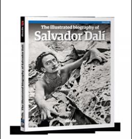 Illustrated biography of Salvador Dalí