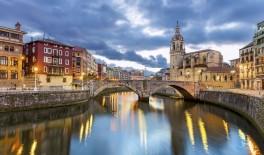 Le Pont San Anton Bilbao