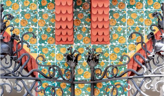 Casa Vicens Barcelona Gaudí Libro Español Dosde Publishing