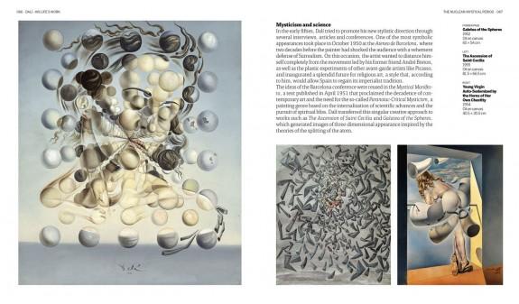 Cuadros Misticos Salvador Dali Las Obras De Su Vida Dosde Publishing