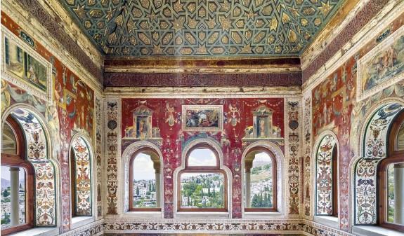 El Peinador De La Reina Alhambra Granada Dosde Publishing