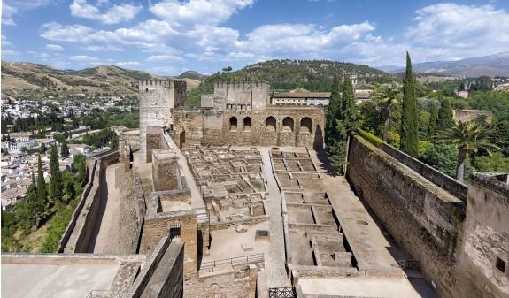 Fortaleza Alhambra De Granada Libro Dosde Publishing