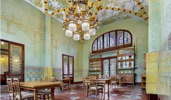 Instituto Pere Mata Barcelona Arquitectura Modenista Modernismo Dosde Publishing