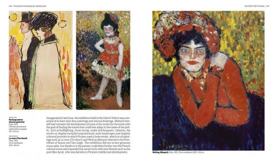 La Nana Picasso Cuadros Dosde Publishing
