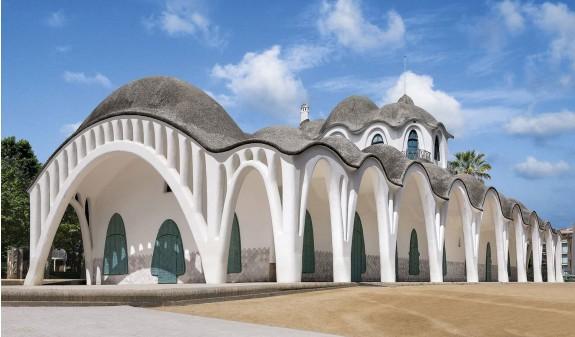 Masia Freixa Terrassa Lluis Muncunill Arquitectura Modernista Modernismo Barcelona Dosde Publishing