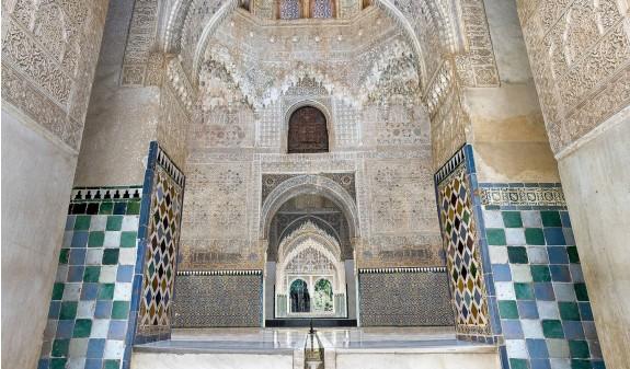 Mirador De Lindaraja Alhambra Granada Dosde Publishing