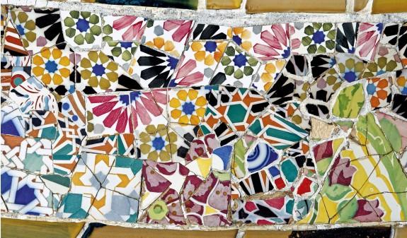Mosaico Gaudi Dosde Publishing