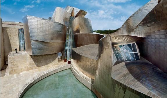 Museo Guggenheim Bilbao Arquitectura Contemporanea Dosde Publishing