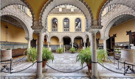 Palacio Condesa Lebrija Sevilla Libro Dosde Publishing