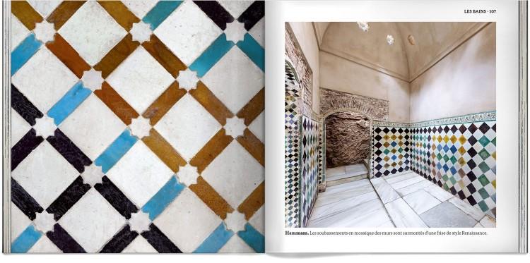 Azulejos De L Alhambra Livre Français Dosde Publishing