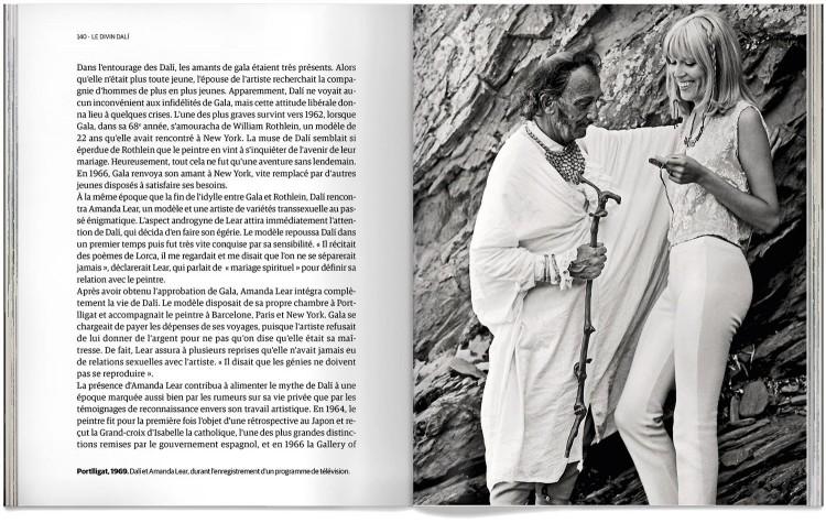 Biographie De Dalí Livre Français Dosde Publishing