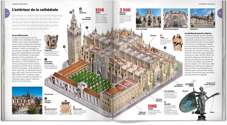 Cathedrale De Seville Livre Francais Dosde Publishing
