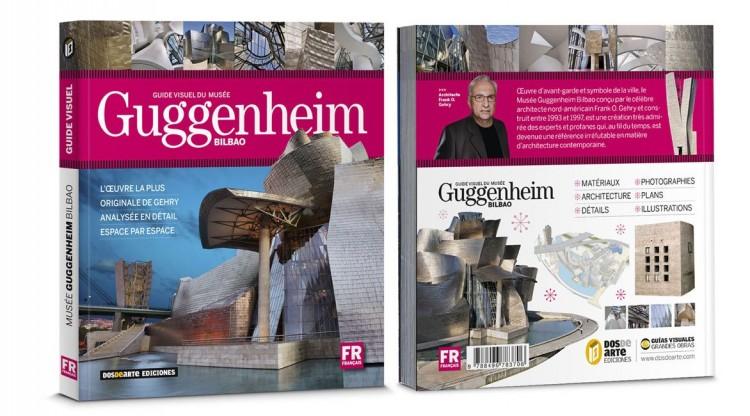 Couverture Guggenheim Bilbao Livre Francais Dosde Publishing