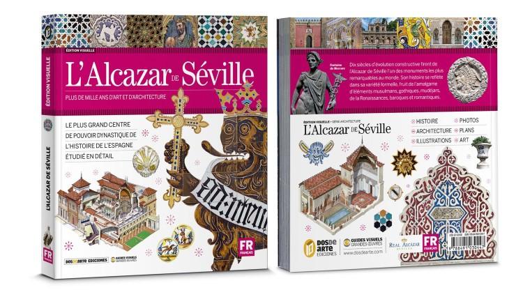 Couverture L Alcazar De Seville Livre Francais Dosde Publishing