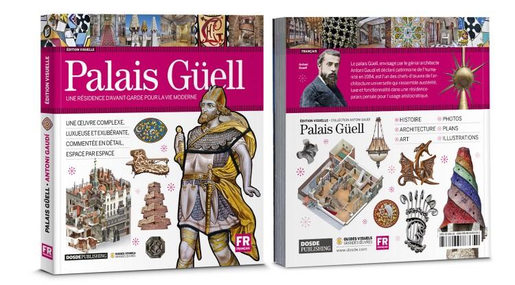 Couverture Palais Guell Livre Dosde Publishing