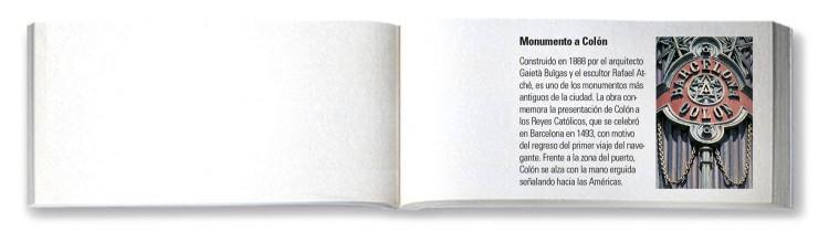 Interior Flipbook Monumento Colon Barcelona Dosde Publishing