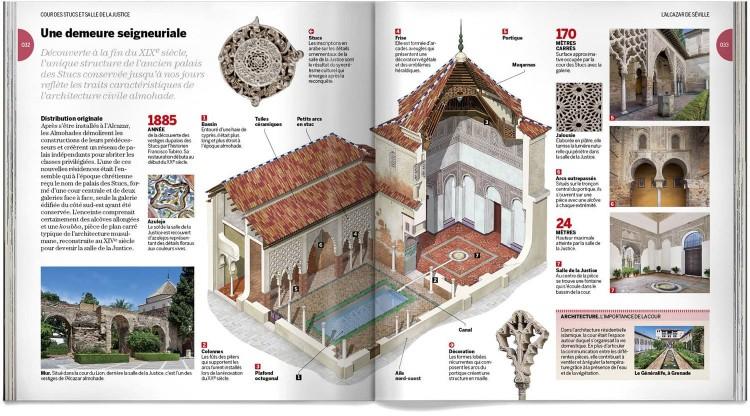 L Alcazar De Seville Livre Francais Dosde Publishing