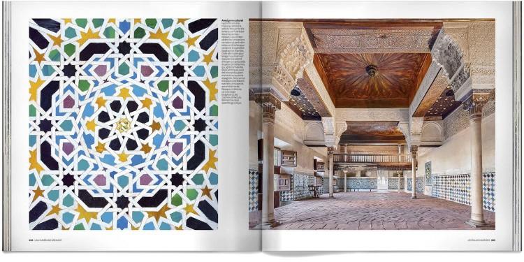 L Alhambra De Grenade Livre Francais Edition Deluxe Dosde Publishing