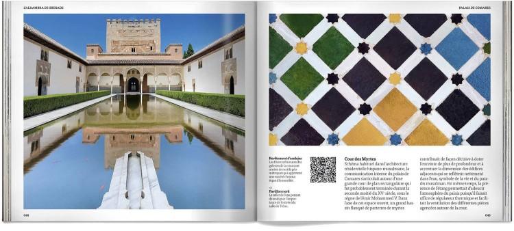 L Alhambra De Grenade Photo Edition Livre Francais Dosde Publishing