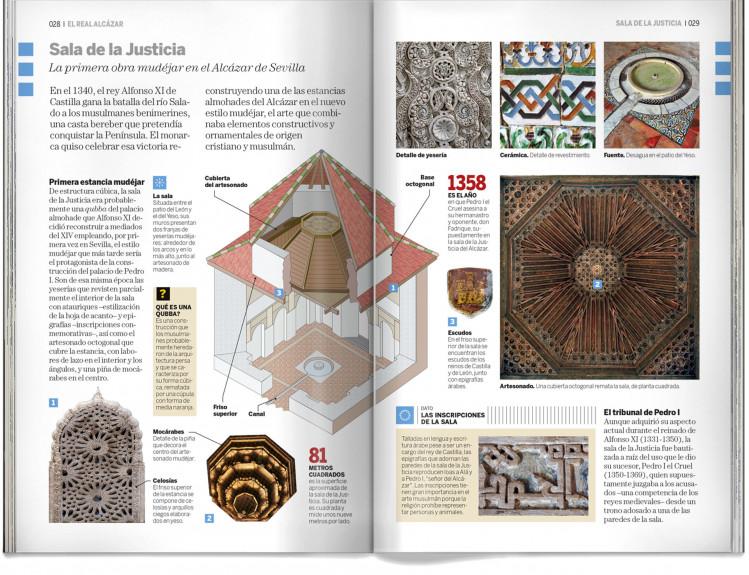 Libro Guia Alcazar De Sevilla