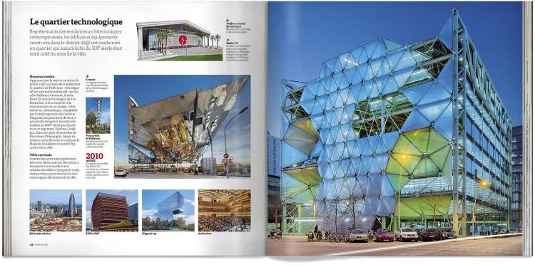 Livre Barcelona Ville Francais Edition Deluxe Dosde Publishing