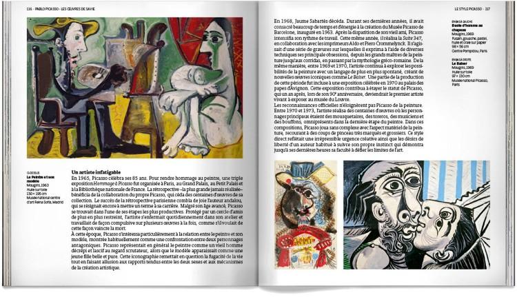 Pablo Picasso Les Oeuvres De Sa Vie Arte Dosde Publishing