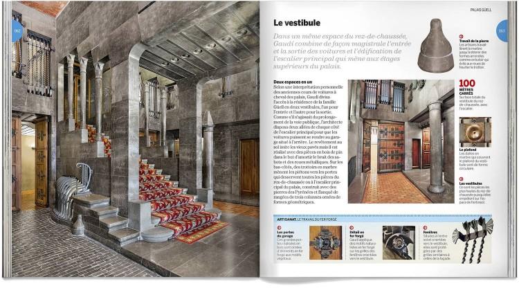 Palais Guell Livre Dosde Publishing