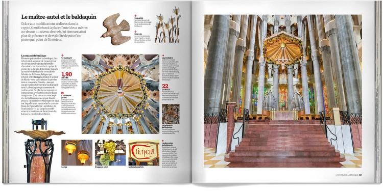 Sagrada Familia Livre Francais Dosde Publishing